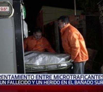 Altercado con microtraficantes deja un muerto en barrio de Asunción