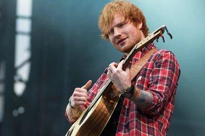 Utilizan canción de Ed Sheeran para campaña provida