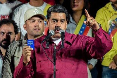 Venezuela, amenazada tras reelección de Maduro