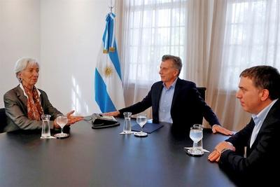 Macri cambia su gabinete económico