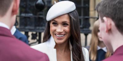 HOY / Meghan Markle se declara feminista en la web de la corona británica