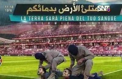 Estado Islámico amenaza a la Copa del Mundo