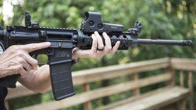 Investigan a agentes policiales por supuesto robo de un fusil