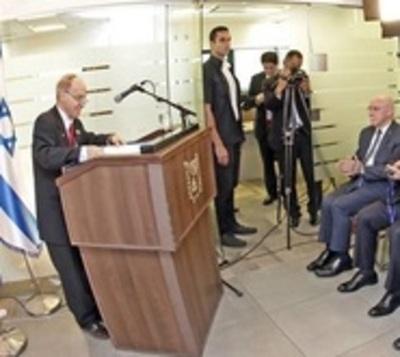 Palestina ve como agresión el cambio de embajada paraguaya