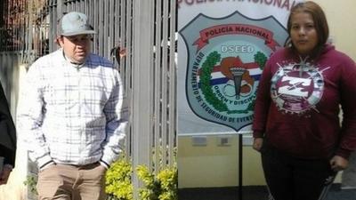 """HOY / Con nuevo """"look"""" supuesta patotera va a Buen Pastor y otro presunto golpeador a Tacumbú"""