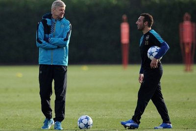 Arsenal confirma la marcha de Cazorla