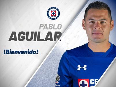 Aguilar es oficialmente incorporación de Cruz Azul