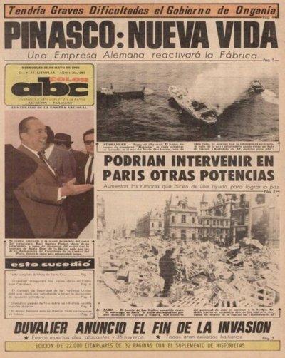 22 de mayo de 1968