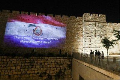 Cartes cree que Marito mantendrá Embajada en Jerusalén