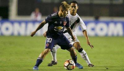 La U y Vasco, por cupo a la Sudamericana