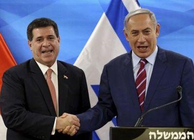 """Cartes sobre la decisión de trasladar la Embajada a Jerusalén: """"No tengo porqué consultar con nadie"""""""