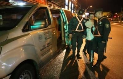 Rescatan a 25 menores en situcación de calle