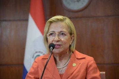 Pucheta dice que traslado de Embajada es atribución de Cartes