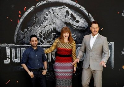 Jurassic World llega con sello español