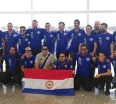 Art Football Paraguay, ya está en el Mundial de Rusia 2018