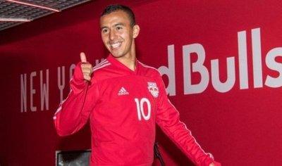 Romero Gamarra ya es paraguayo y será convocado