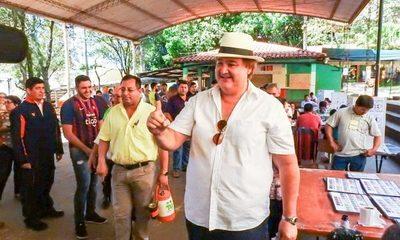 El clan Zacarías ya extorsiona a Vaesken  por presidencia de la Junta Departamental