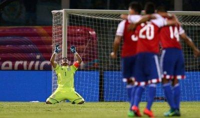 Los cuatro momentos de Justo Villar en la Selección