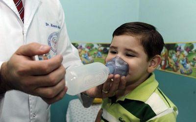 Aumentan casos respiratorios en hospitales