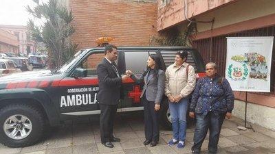 Chaco: Ocampos se compromete a reforzar salud pública