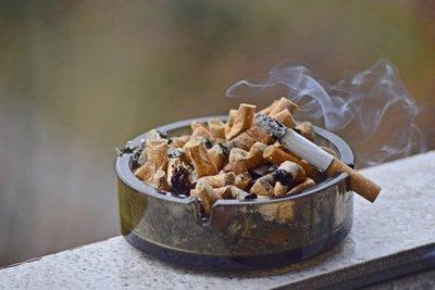 Fumar daña los músculos de las piernas
