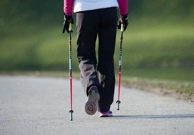 Nordic walking: ¡Todos pueden comenzar!
