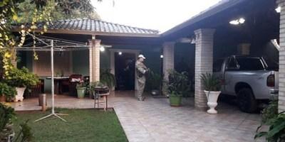 AGENTES DE LA SENAD CAPTURAN A SUPUESTOS LÍDERES DEL NARCOTRÁFICO