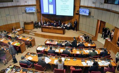Diputados se ratifican y salen a favor de negocio de Cartes