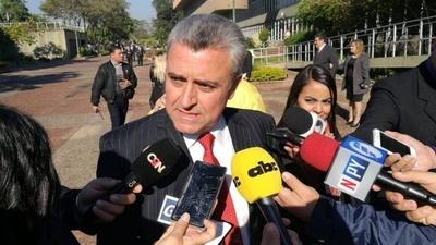 HOY / Renuncia de HC: Aseguran que Marito no se inmiscuye en decisión del Senado