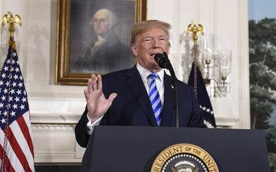 """Trump afirma que la cumbre con Kim Jong-un """"aún podría ser el 12 de junio"""""""
