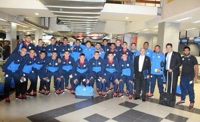 HOY / La Sub 19 viajó a Bolivia para los Juegos ODESUR