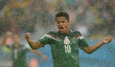 Hermanos Dos Santos se incorporan a México