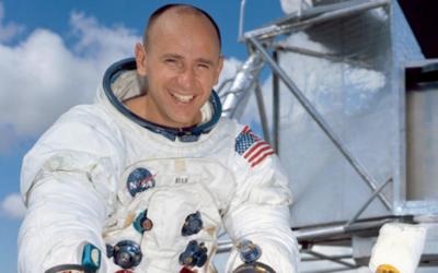 Falleció el cuarto hombre en pisar la luna