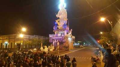 Con éxito concluyen fiestas de Maria Auxiliadora