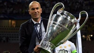 HOY / Zinedine Zidane, el entrenador con mejor reputación