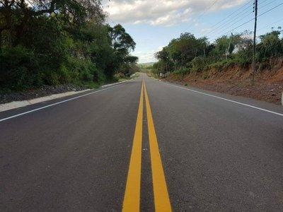 Acceso al sitio donde se libró batalla de Acosta Ñú ya cuenta con pavimento asfáltico