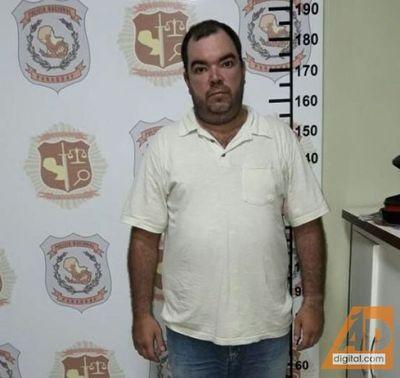 Presunto estafador cayó en las redes policiales