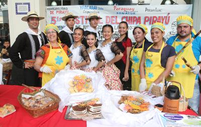 """Recuerdan """"Festival Chipá Pirayú"""" será este domingo"""