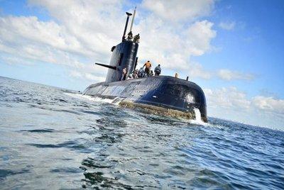 Eligen a empresa española para buscar submarino argentino