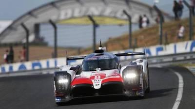 Dominio de Toyota y Alonso en los primeros entrenamientos de las 24 horas de Le Mans