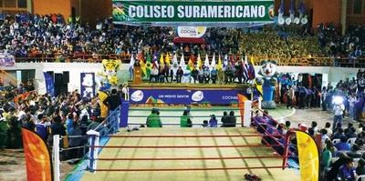 Otra vez Colombia lidera el medallero de los Juegos Sudamericanos