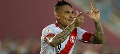 En su regreso, Paolo Guerrero marcó dos goles