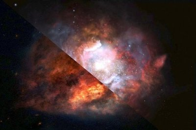 Hallan estrellas masivas mediante técnica novedosa