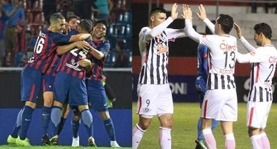 Rivales de peso para Libertad y Cerro en la Libertadores