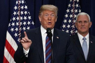 Pence pide expulsar a Venezuela de la OEA