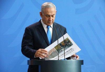 Netanyahu prosigue su ofensiva diplomática contra Irán