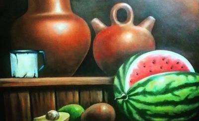 """HOY / Exposición """"Barro y Color"""" en la Manzana de la Rivera"""
