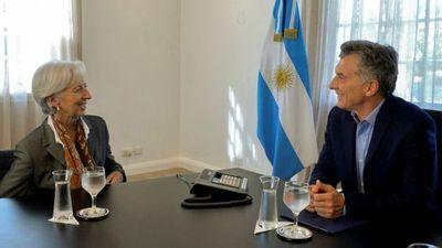 El Gobierno argentino está expuesto a la tijera del FMI