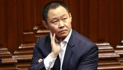 Acuerdan suspender y denunciar al legislador Kenji Fujimori