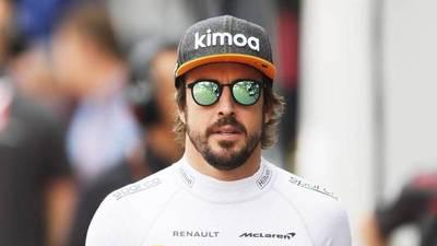 """Alonso: """"¿Futuro? Tengo contrato multianual con McLaren"""""""